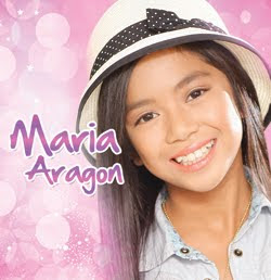 Maria Aragon music album cover