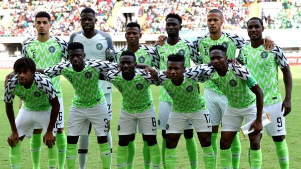 تشكيل منتخب نيجيريا امم افريقيا 2019 عبر سوفت سلاش