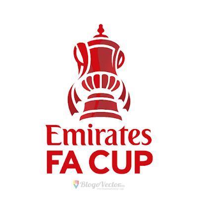 Emirates FA Cup Logo Vector