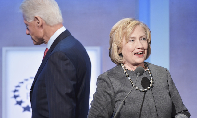 Donations to Clinton Foundation plunged after election loss