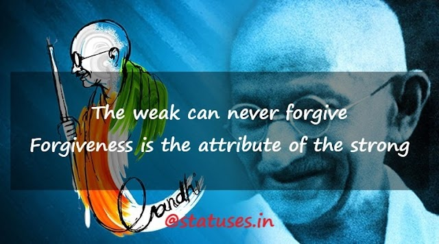 Gandhi Jayanti Wishes, Quotes and Messages in English