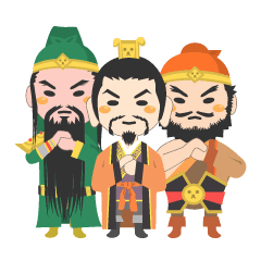 จ๊กก๊ก : The Romance of Three Kingdoms -Shu-