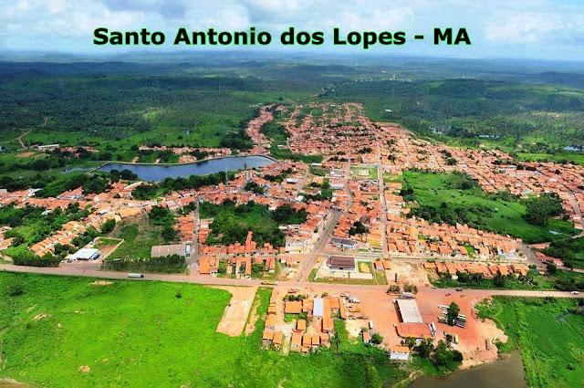 Resultado de imagem para Santo Antonio dos Lopes
