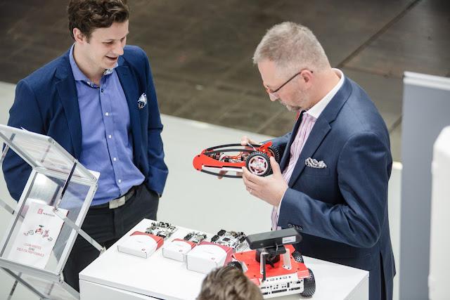 Trendy w Przemyśle 4.0 – Hannover Messe 2018
