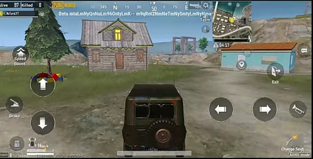 PUBG Mobile 1.1 Beta Update Winter Festival all new Features
