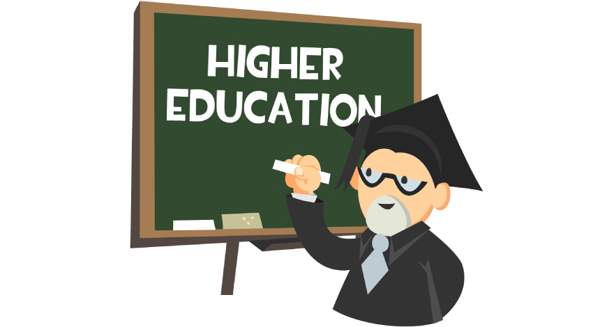 Higher Education is Key to Success