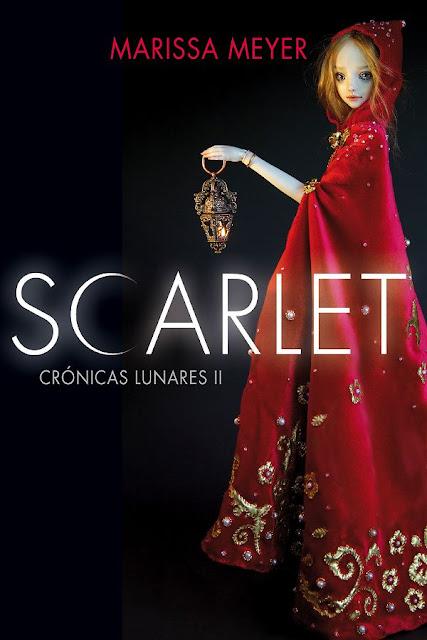Scarlet | Crónicas lunares #2 | Trudi Canavan