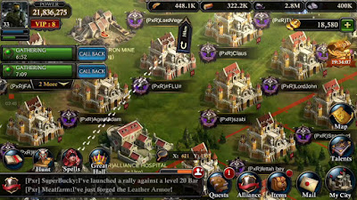 king of avalon online hile