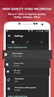 تطبيق AZ Screen Recorder للأندرويد 2019 (2)