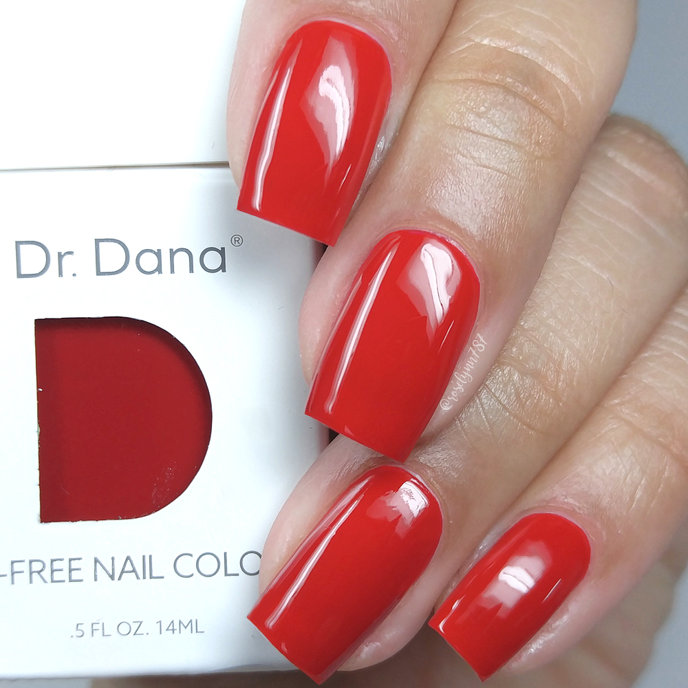 Dr. Dana Beauty Nail Polish | Swatches & Review - Manicured & Marvelous