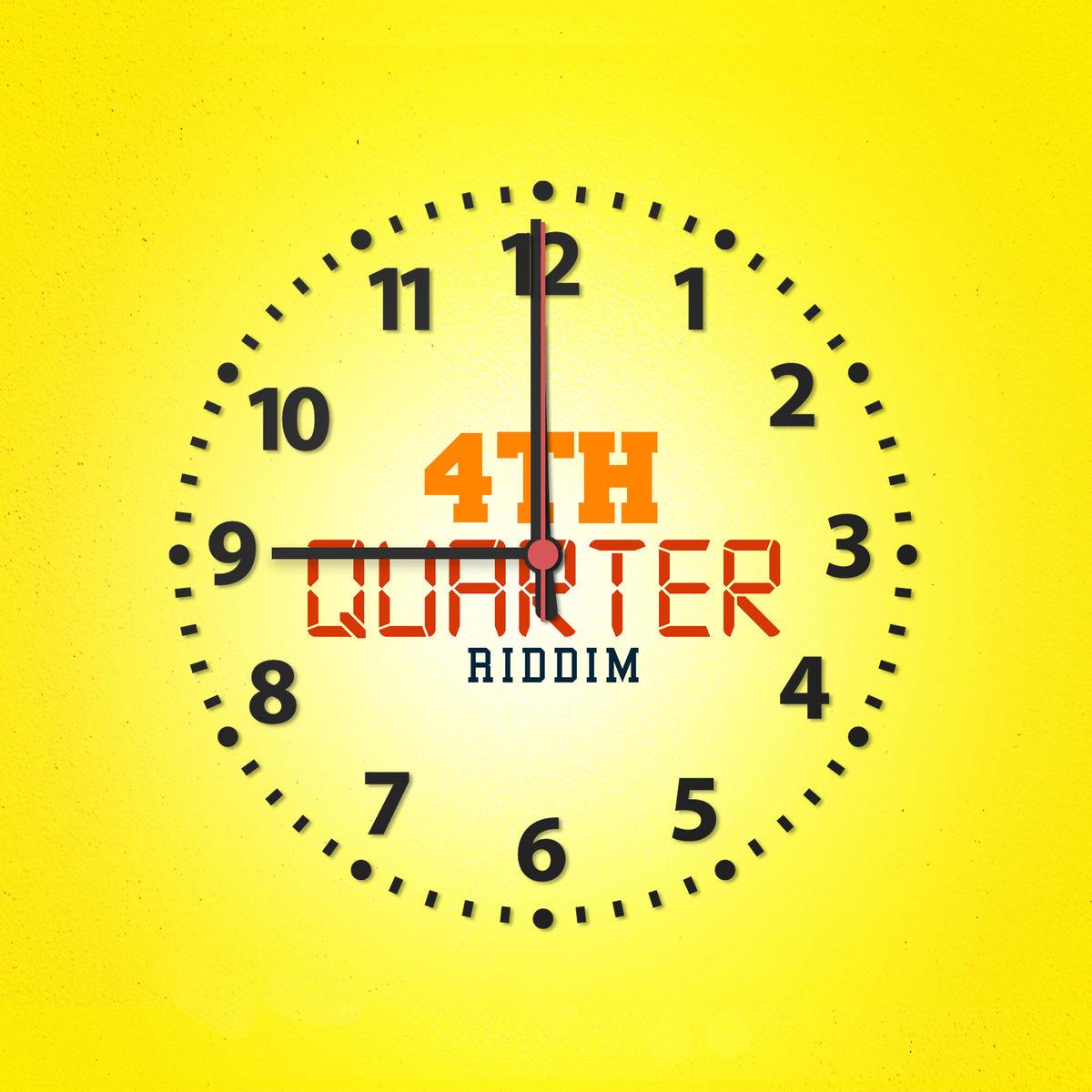 4TH QUARTER RIDDIM [PROMO] 2019 - NINE MIND _ LENKY RECORDS ~ Reggae