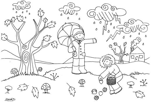 Elementos Naturales Para Dibujar Imagui