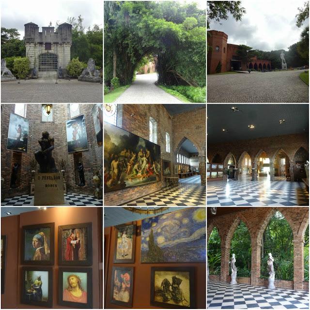 museus surpreendentes -  Insitituto Ricardo Brenand (Recife)