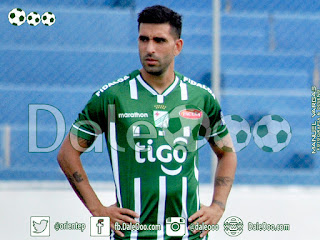 Oriente Petrolero - Emiliano Romero - DaleOoo.com web Club Oriente Petrolero