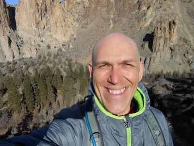 jim tolles, spiritual teacher, hiking