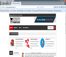 <b>Template Toko Online Juragan Template v1</b>