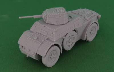 Autoblinda AB.41 Armoured Car picture 2