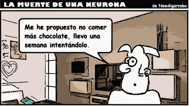 chiste chocolate
