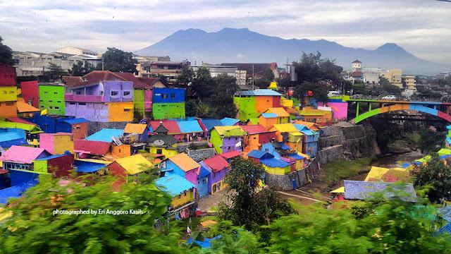 Jodipan Malang Spot Foto Anak Hits