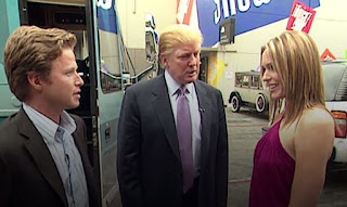 Donald Trump Billy Bush Arianne Tucker