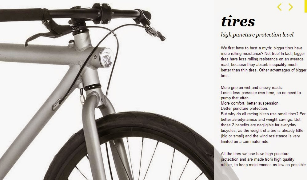 Better By Bicycle: The best existing design solutions for