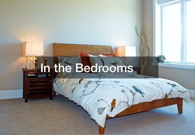 In the Bedrooms