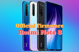 Firmware Redmi Note 8 Global