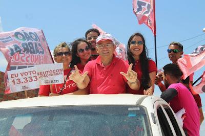 Resultado de imagem para fotos do candidato a deputado estadual joao cabral