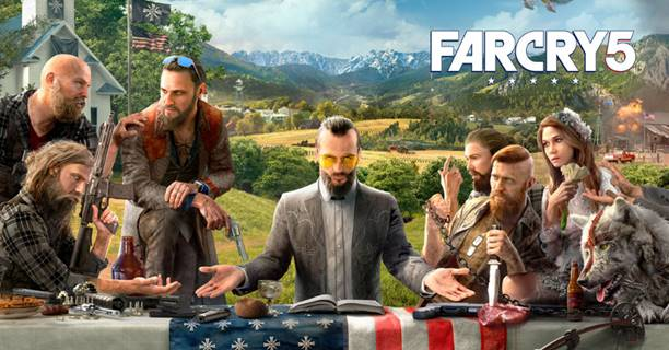 يوبيسوفت تكشف عن موعد إنطلاق الطلب المسبق لنسخ المتاجر العربية للعبة Assassin's Creed Origins و Far Cry 5