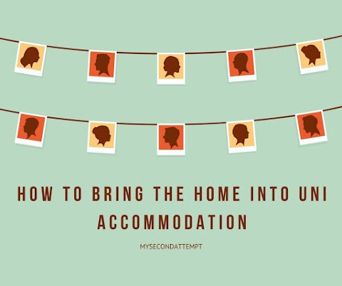 How To Bring The Home Into Uni Accommodation