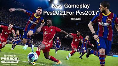 NEW Version Gameplay PES 2021