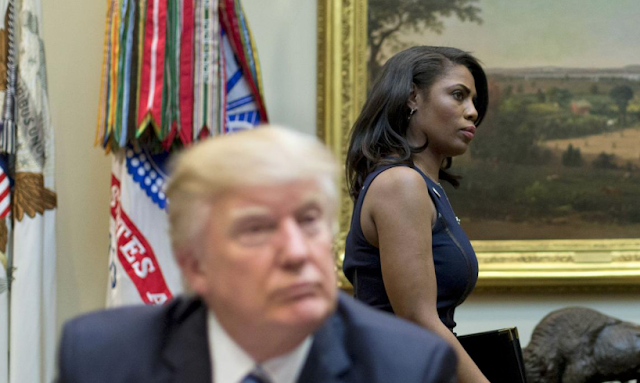 """Omarosa Releases Tape Of John Kelly Firing Her In White House Situation Room: The locale, one of the world's most secure conference rooms, is usually used to discuss confidential national security issues"""