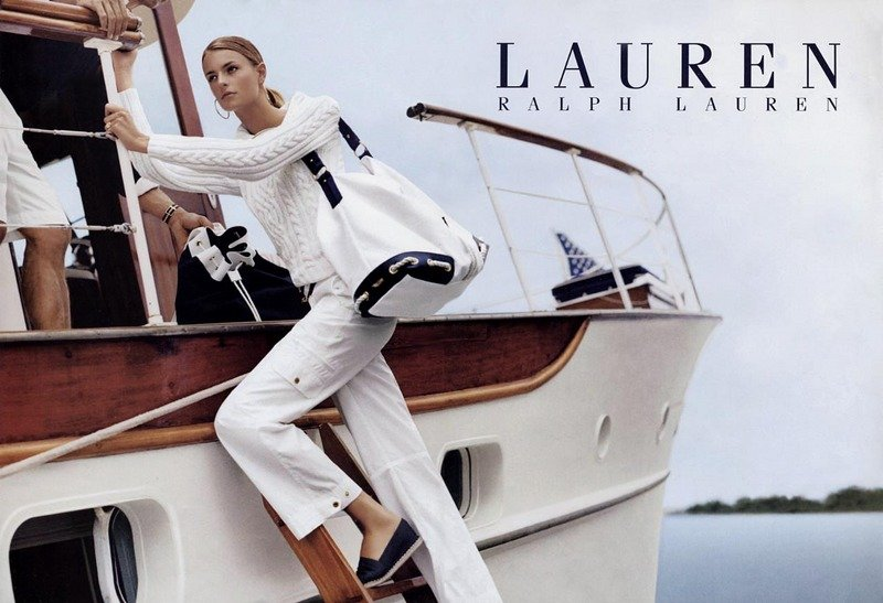 Fashion: The 50th Anniversary of Ralph Lauren