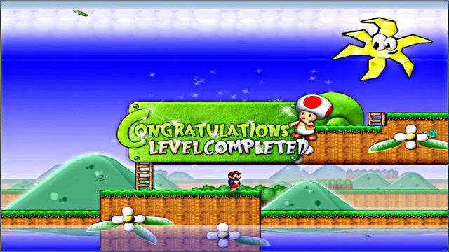 Mario Forever: Block Party - Image du Jeu