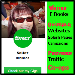 Fiverr Store. Freelancer writer and supplier.