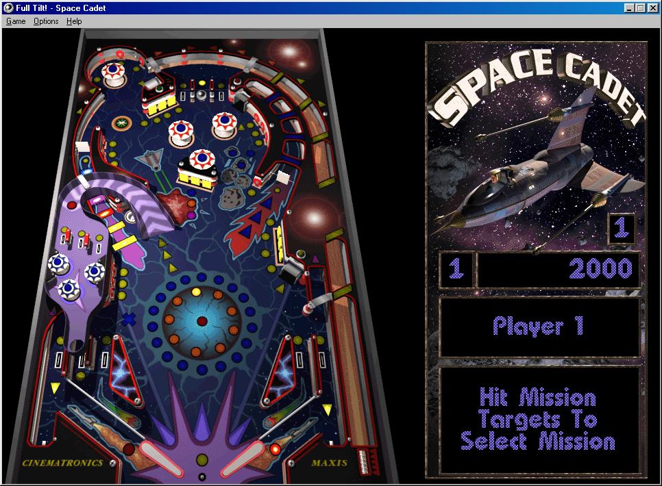 Space Cadet, o Cadete Espacial.