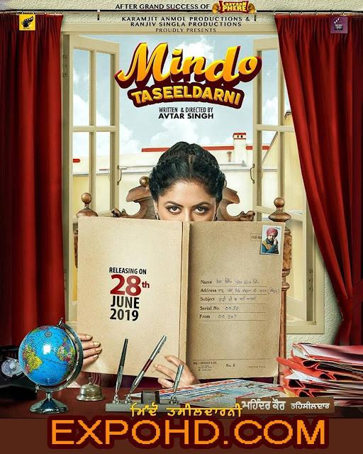 Mindo Taseeldarni 2019 Full Movie Download 720p | 1080p | HDRip x 265