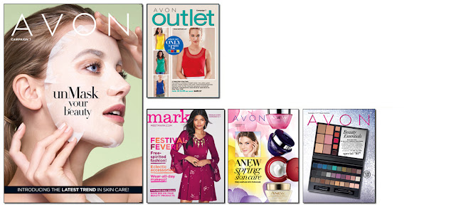 Avon Campaign 7 becomes active online to shop on 3/4/17 - 3/17/17. Click on image >>>