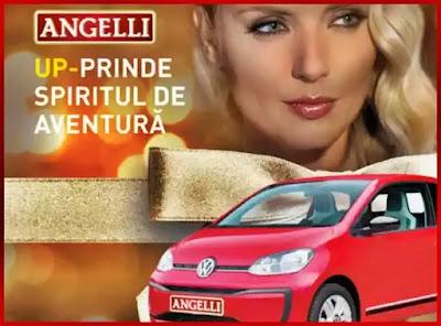 Castigatori Concurs ANGELI Volkswagen UP 2021