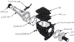 شرح صندوق السرعات العادي في المعدات الثقيلة pdf