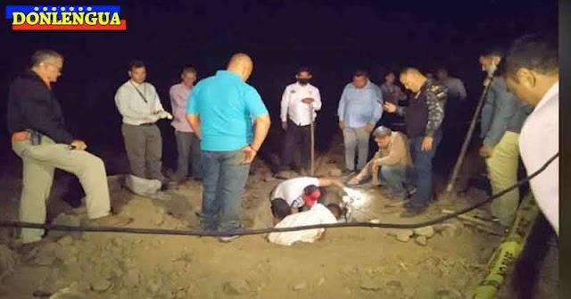 OTRA MÁS | Encuentran enterrada a una joven asesinada por su ex-novio en Portuguesa