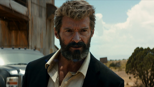 "Hugh Jackman returns one last time as the Wolverine in ""Logan"""