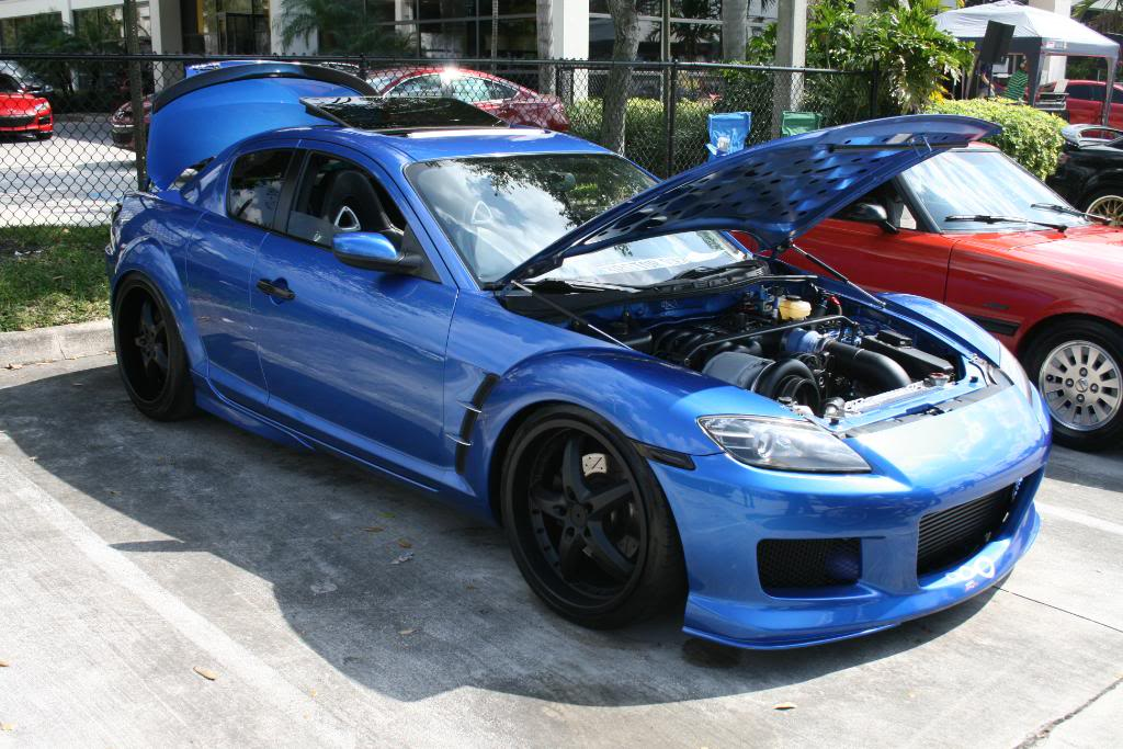 Brunei RE Club: The Best Cleanest Engine Swaps