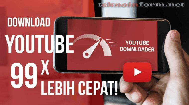 Cara Mudah Download Video Youtube Melalui Hp