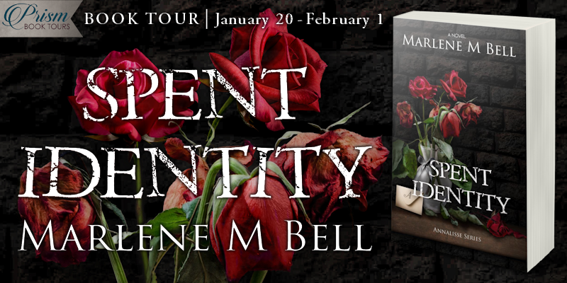 We're launching the Book Tour for SPENT IDENTITY by Marlene M. Bell! #SpentIDTour