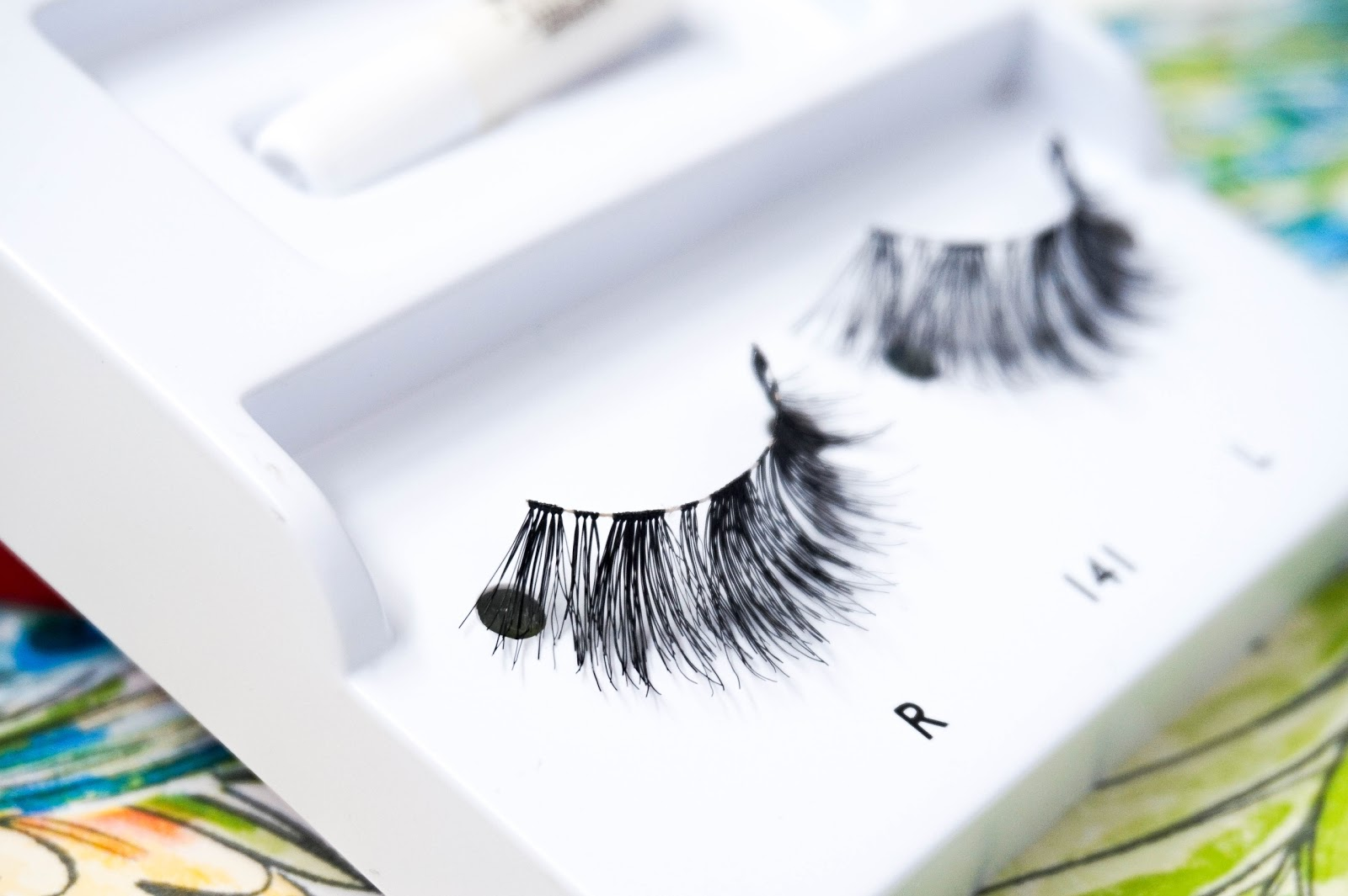 Mastering the Art of False Lashes