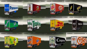 Trailers pack by SeckiN_10