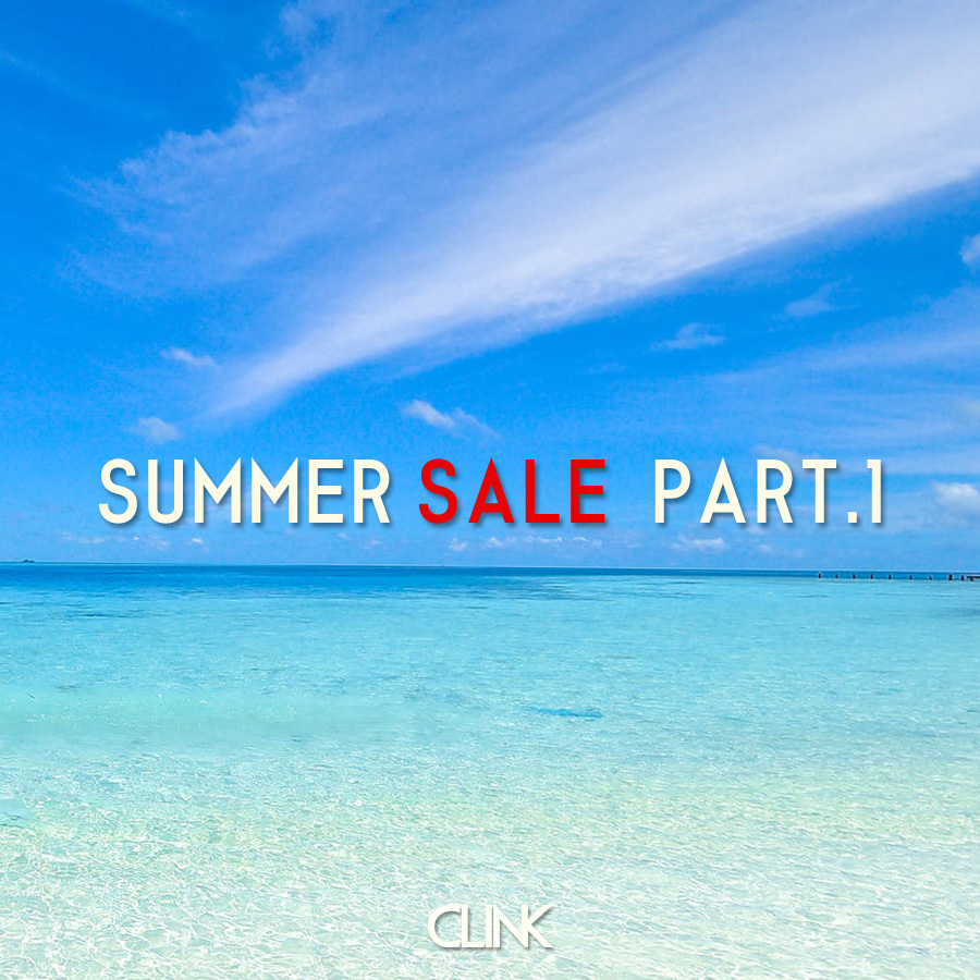 CLINK SUMMER SALE PART-1