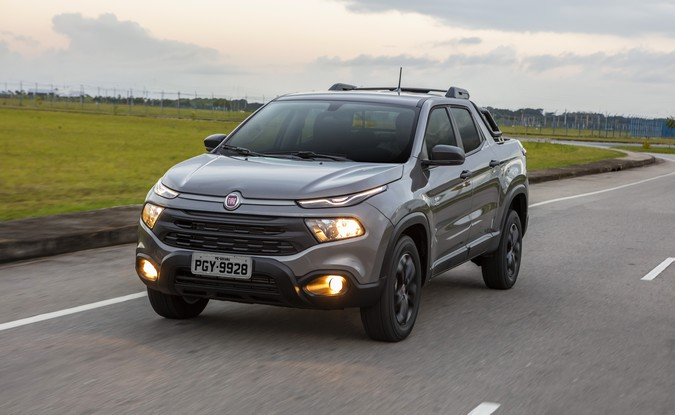 Fiat apresenta Toro 2021 com mais equipamentos de série
