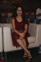 Pragya Jaiswal in Stunnign Deep neck Designer Maroon Dress at Nakshatram music launch ~ CelebesNext Celebrities Galleries 105.JPG